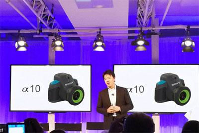 全画幅无反 索尼A10相机首度曝光