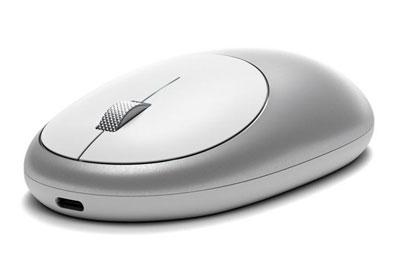 Satechi推出M1无线蓝牙鼠标 支持USB Type-C充电