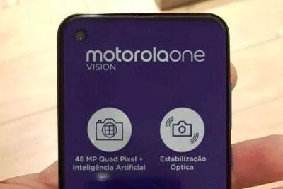 摩托罗拉钻孔屏真机曝光 三星处理器加持/或售2300元