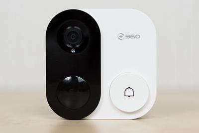 360可视门铃1C评测?#26680;?#20063;?#30828;?#36807;这双大眼睛