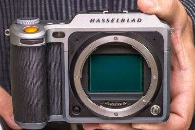 还在用手机拍照?1亿像素的哈苏微单要来了!