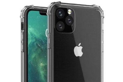 2019款新iPhone渲染图曝光 6.5英寸屏+后置三摄像头