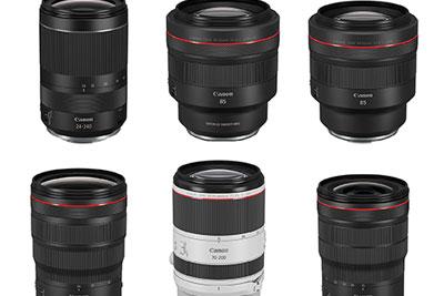 微距镜头独步天下!佳能将于2020年初发布3款RF镜头