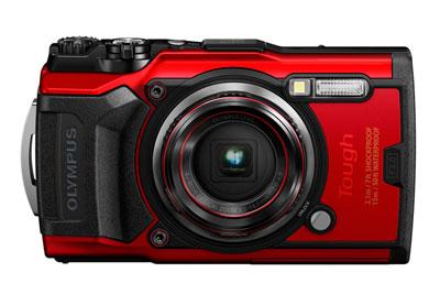 奥林巴斯发布Tough TG-6三防相机