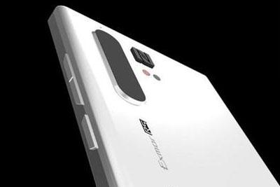 后三摄+挖孔屏 索尼Xperia Beyond手机?#25293;?#22270;曝光