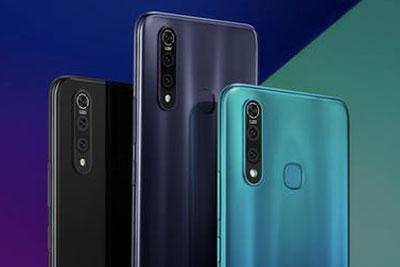 vivo Z5x发布 5000毫安时电池+后置三摄+1398元起售