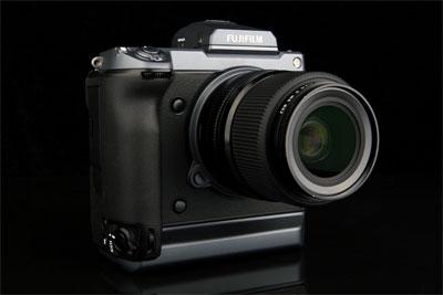 从1亿开始 富士中画幅无反相机GFX100评测