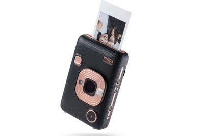 富士instax mini LiPlay拍立得相机产品照曝光