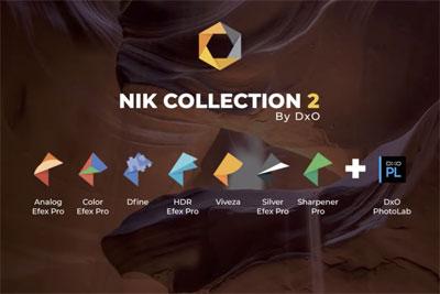 Nik Collection 2发布 再也不是免费的软件了