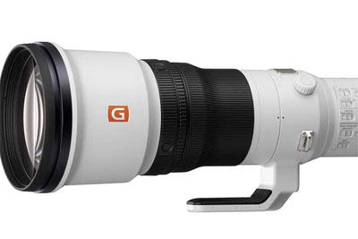 索尼发布200-600mm F5.6-6.3与600mm F4 GM OSS镜头