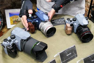 宾得KP J限量版相机将于本周开始?#37038;?#39044;定