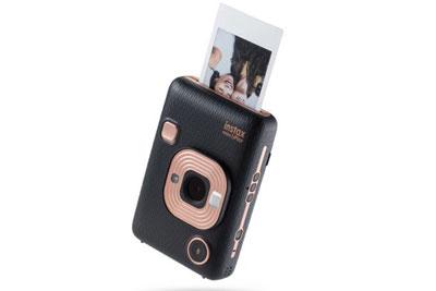 富士将于6月12日发布instax mini LiPlay拍立得相机