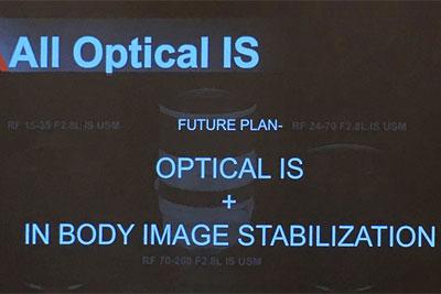 佳能公布图像传感器防抖技术图解