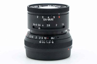 宫崎光学发布Vario Prasma 50mmF1.5和ISM 50mmF1.0