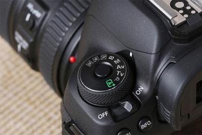 大左学摄影 相机上的这些档位都是什么?