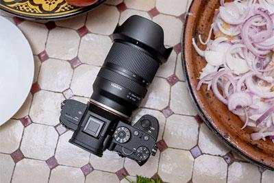腾龙将于下周发布17-28mm F2.8 Di III RXD镜头
