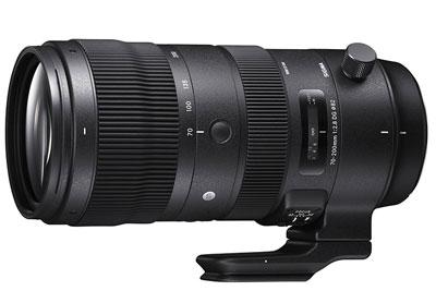 适马将于7月份发布多款索尼E卡口变焦镜头