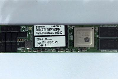 慧荣打造企业级SSD主控:最大16TB