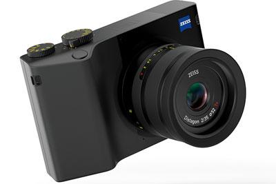 蔡司ZX1相机将于近期上市销售