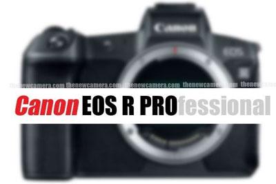 佳能EOS R Pro X旗舰版微单相机曝光 明年会发布