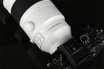 亲民超远摄大炮 索尼G镜头SEL200600G评测