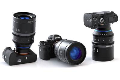 Irix宣布推出新款镜头 Cine 150mm T3.0全画幅