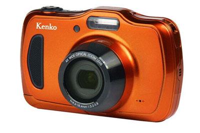 防水防震防尘 Kenko即将发布防水数码相机DSC200WP
