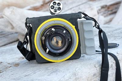 造型新颖的客制化相机 Homonculus 69上市