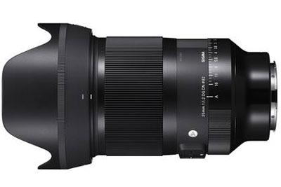 夏日大爆发 适马正式发布35mm等七款镜头新品