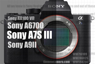 索尼新品预测 新款A9 II微单相机的可能性很高