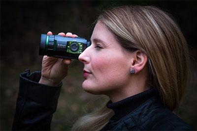 相机中的夜视仪 Aurora Sport正式发布