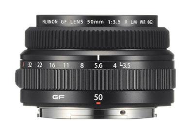 富士正式发布XF 16-80/4镜头和GF 50/3.5定焦镜头