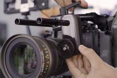 专业镜头控制系统 MOIXE无线控制可达80米