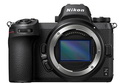 6100万像素!尼康Z8相机要来了!