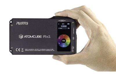 超小RGB LED灯 Pilotfly发布AtomCUBE RX1