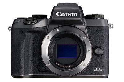 佳能EOS M5 Mark Ⅱ、EOS M6 Mark Ⅱ相机即将发布