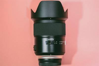 蓄力已久的惊艳 腾龙SP 35mm F1.4 Di USD镜头评测