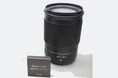 尼克尔Z 85mm f/1.8s有新消息 最早下周发布