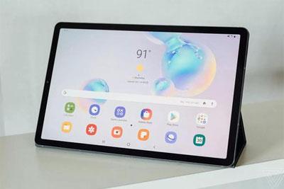 三星发布Galaxy Tab S6 提升生产力正面对决iPad Pro_淘网赚