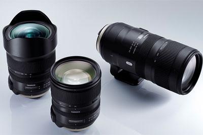 腾龙单反镜头与佳能/尼康全幅无反相机的兼容性信息