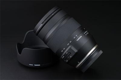 旅拍配镜新选项 腾龙35-150mm F2.8-4 Di VC OSD评测