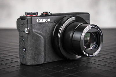新一代网红神器 佳能G7X3相机评测
