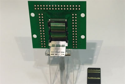 东芝推出XFMExpress标准:NVMe SSD缩微成存储卡