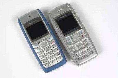 两百块还支持双卡双待 诺基亚一代手机110新版发布