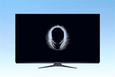 外星人推出55寸OLED显示器:120Hz刷新 4K分辨率