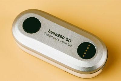 创意视频随身拍 Insta360 GO相机体验
