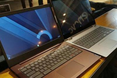联想宣布推出新款Chromebook和Android平板电脑