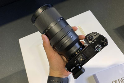 索尼2019秋季APS-C画幅微单发布 α6600和α6100体验