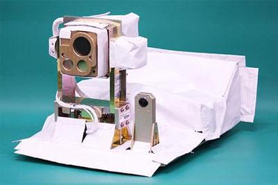 理光联合JAXA研发出太空专用360°全景相机