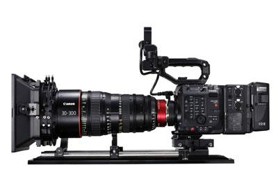 佳能发布Cinema EOS C500 Mark Ⅱ全画幅摄影机